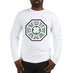 Green Luck Dharma Long Sleeve T-Shirt