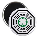 Green Luck Dharma Magnet