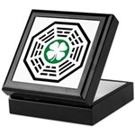 Green Luck Dharma Keepsake Box