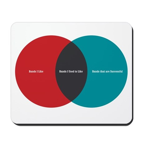 Music Elitism Mousepad By Seriousdesign