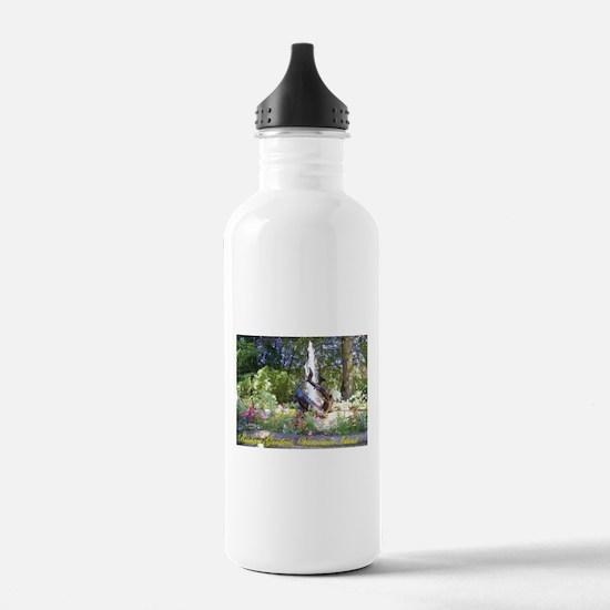 BG, VI Sturgeon Fountain Water Bottle