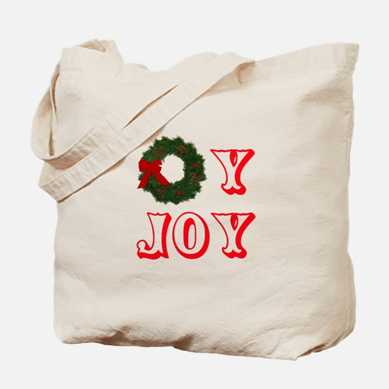 Oy Joy Tote Bag