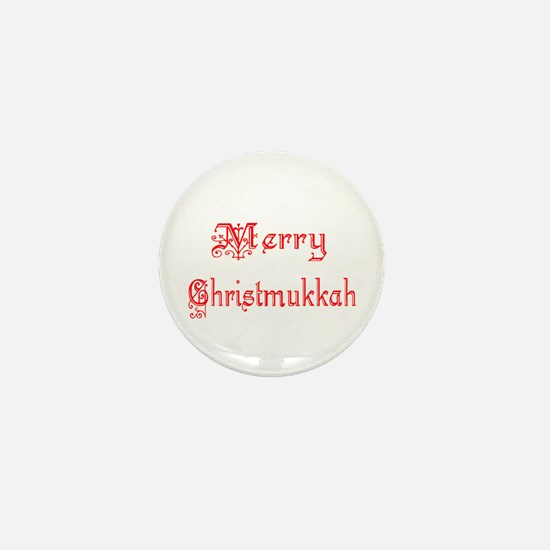 Merry Christmukkah Mini Button