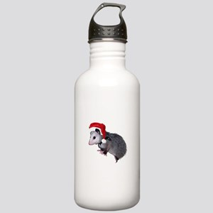 Santa Possum Stainless Water Bottle 1.0L