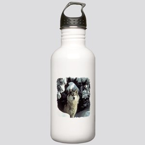 Winter Wolf Stainless Water Bottle 1.0L