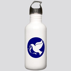 Peace Dove Stainless Water Bottle 1.0L