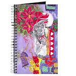 Rabbit Christmas Wish Journal