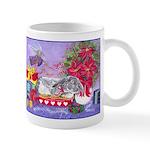 Rabbit Christmas Wish Mug