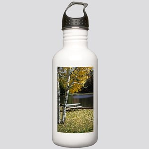 Picnic Table Stainless Water Bottle 1.0L