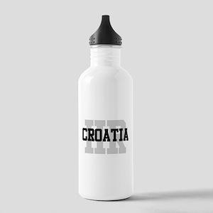 HR Croatia Stainless Water Bottle 1.0L