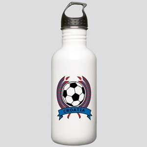 Soccer Croatia Stainless Water Bottle 1.0L