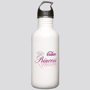 Cuban Princess Stainless Water Bottle 1.0L
