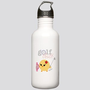 Golf Chick Stainless Water Bottle 1.0L
