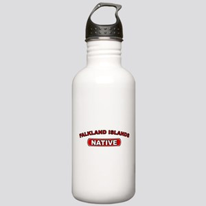 Falkland Islands Native Stainless Water Bottle 1.0