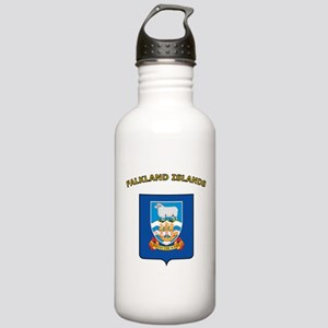 Falkland Islands Stainless Water Bottle 1.0L