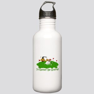 JRT The Pro Golfer Stainless Water Bottle 1.0L