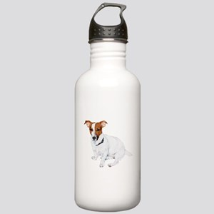 Jack Russell Painting Stainless Water Bottle 1.0L