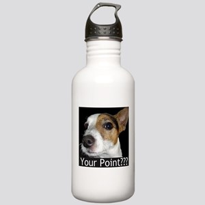JRT Your Point? Stainless Water Bottle 1.0L