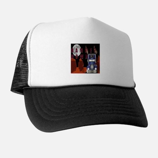 Unique Truck driving Trucker Hat