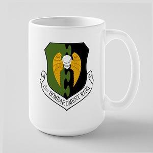 5th Bomb Wing Large Mug