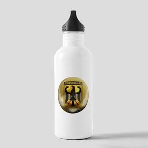 Deutschland Football Stainless Water Bottle 1.0L