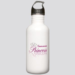 Guamanian Princess Stainless Water Bottle 1.0L