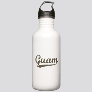 Vintage Guam Stainless Water Bottle 1.0L