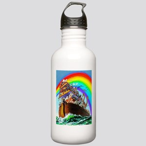 Noah's Ark drawing Stainless Water Bottle 1.0L