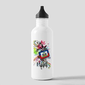 Haiti Stainless Water Bottle 1.0L