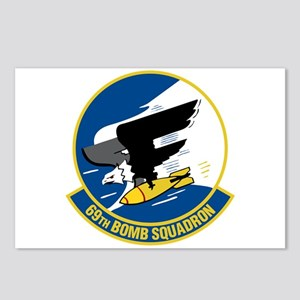 69th Bomb Squadron Postcards (Package of 8)