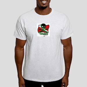 Voodoo Diver Ash Grey T-Shirt