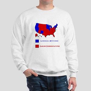 Liberal Nutjobs Sweatshirt