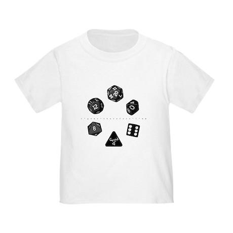 Dice Ring Toddler T-Shirt