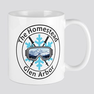 The Homestead - Glen Arbor - Michigan Mugs