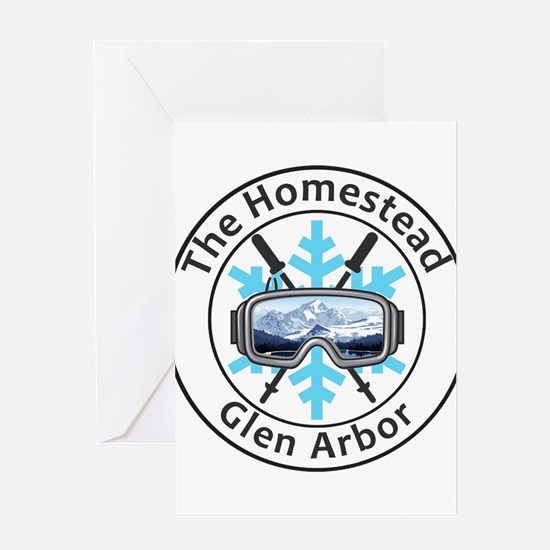 The Homestead - Glen Arbor - Mich Greeting Cards