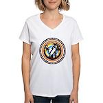 Spring Break Women's V-Neck T-Shirt