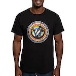 Spring Break Men's Fitted T-Shirt (dark)
