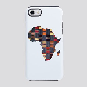 Ethnic African Tapestry iPhone 7 Tough Case