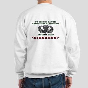 8th Day AP.org Sweatshirt