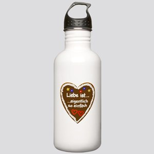 Liebe ist... 2 Stainless Water Bottle 1.0L