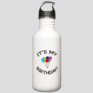 'It's My Birthday!' Stainless Water Bottle 1.0L