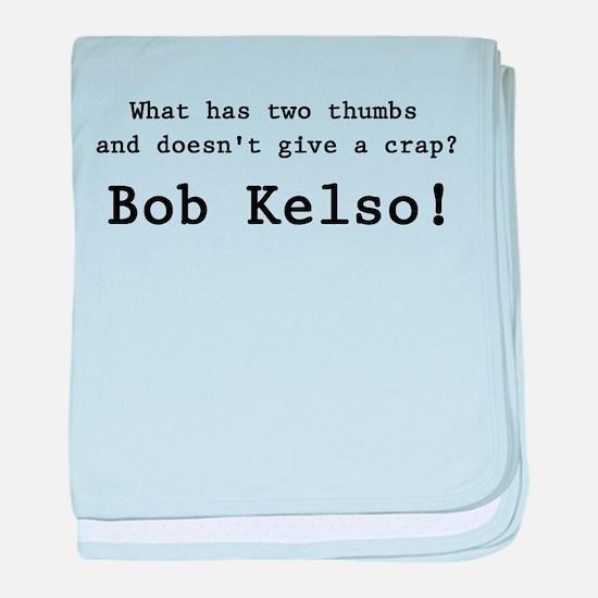 'Bob Kelso!' baby blanket