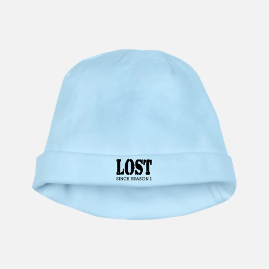 'LOST' baby hat