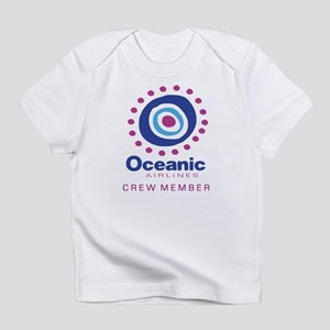 'Oceanic Airlines Crew' Infant T-Shirt