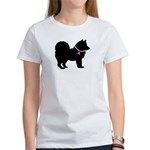 Chow Chow Breast Cancer Suppo Women's T-Shirt