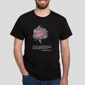 New Beginnings Dark T-Shirt
