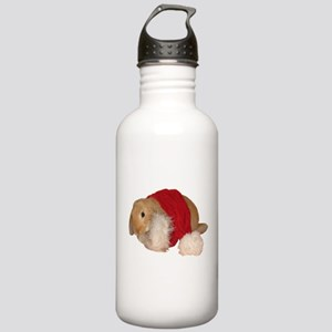 """Xmas Bunny 1"" Stainless Water Bottle 1.0L"