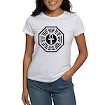 Dharma Black Ankh Women's T-Shirt