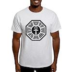 Dharma Black Ankh Light T-Shirt