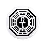 Dharma Black Ankh 3.5